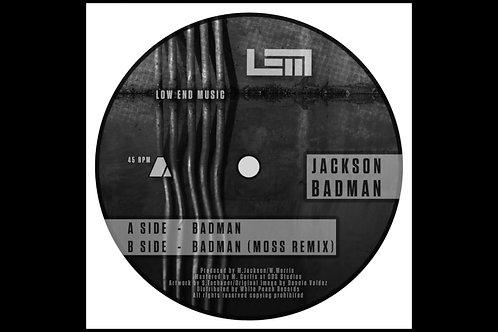 BADMAN - JACKSON [LEM002]
