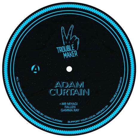 Fill Your Ears | Trouble Maker Adam Curtain - Mr Miyagi EP