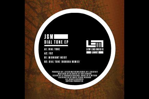 JSM - DIAL TONE EP [LEM002]
