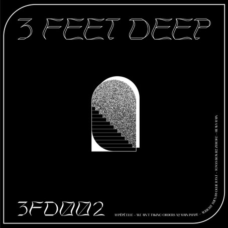 PREMIERE | Ollie Rant - Tonys Box [3 Feet Deep Records]