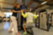 Die medizinische Trainingstherapie ( MTT) wird zur Ergänzung oder Weiterführung nach Einzelbehandlungen eingesetzt zur Kräftigung und Verbesserung von Ausdauer, Koordination und Kraft