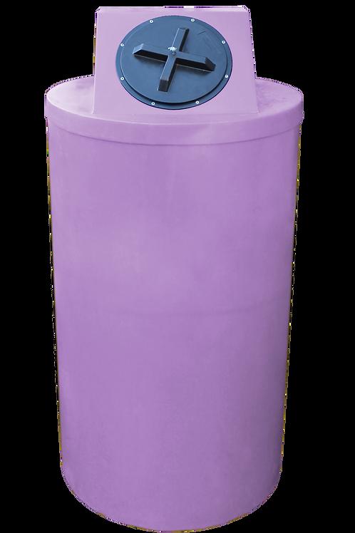 Purple Big Bin with Purple Lid