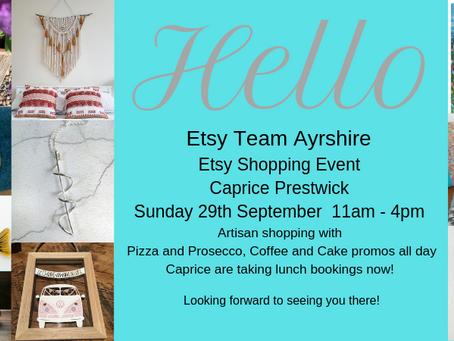 ETA - Etsy Team Ayrshire