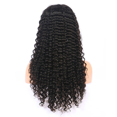 HD RAW HAIR  (13X4)  LACE FRONTAL WIGS