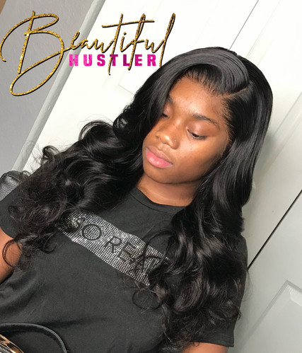 LACE FRONT WIG SOFTLOOK