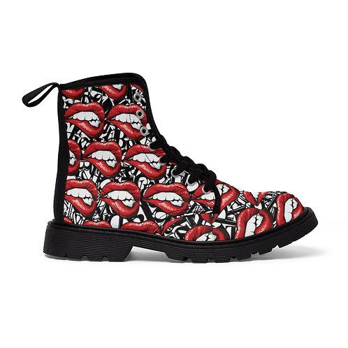 Bizerk Men's Canvas Boots