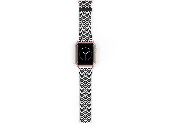 Interchangeable Wrist Watch Band