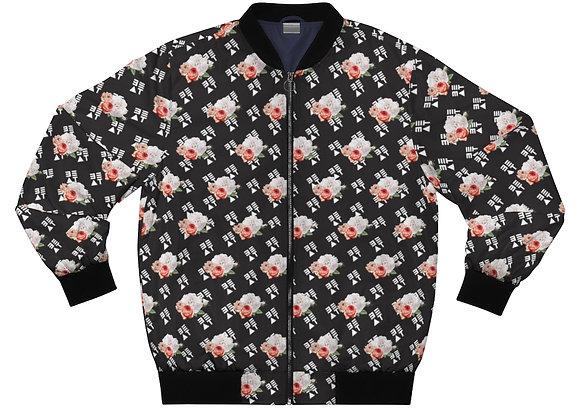 Beat Bomber Floral Jacket