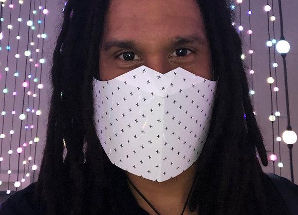 Beat Bombshell Fashion Mask