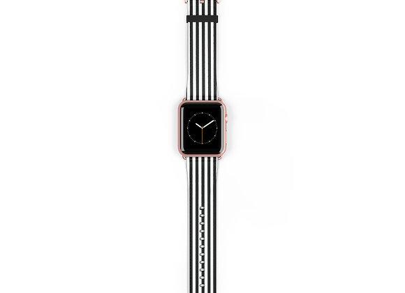 Pin Stripe Watch Band