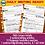 Thumbnail: 3rd Grade November Daily Language Review