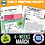 Thumbnail: 3rd Grade March Daily Language Review