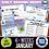 Thumbnail: 3rd Grade Daily Reading Spiral Review for January New ELA TEKS
