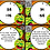 Thumbnail: Zombie Math Task Cards - 2 Digit Addition and Subtraction with/without Regroupin