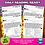 Thumbnail: 3rd Grade - Daily Reading Ready® Year Long Bundle