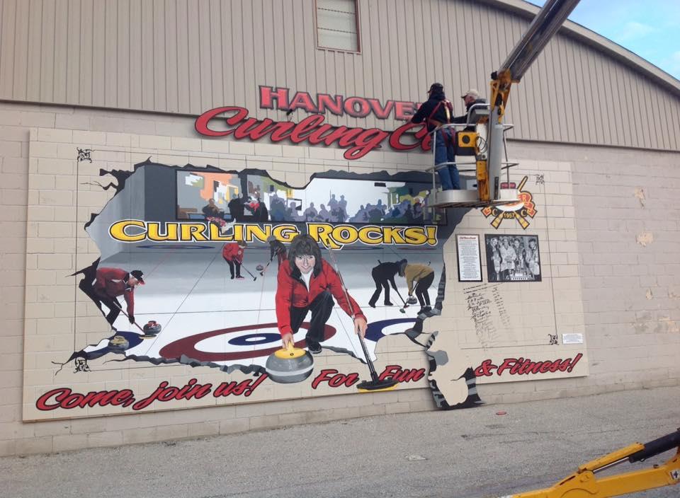 Hanover Curling Club 1