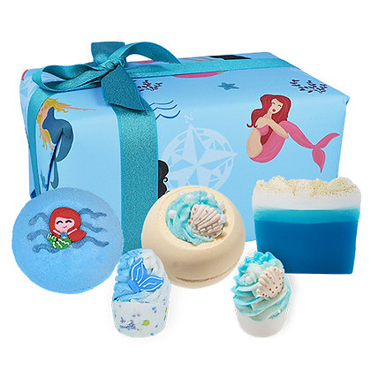 BOMB COSMETICS PART TIME MERMAID GIFT PACK