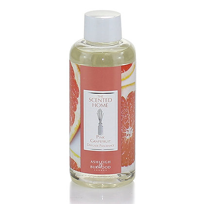 THE SCENTED HOME PINK GRAPEFRUIT DIFFUSER REFILL 150ML