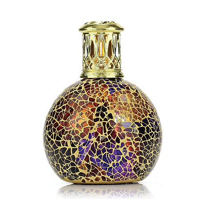 ASHLEIGH & BURWOOD GOLDEN SUNSET SMALL FRAGRANCE LAMP