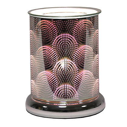 AROMA CIRCLES CYLINDER 3D ELECTRIC WAX MELT BURNER
