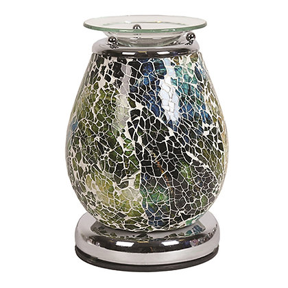 AROMA CERES MOSAIC TOUCH ELECTRIC WAX MELT BURNER