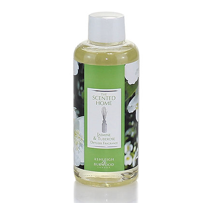 THE SCENTED HOME JASMINE & TUBEROSE DIFFUSER REFILL 150ML