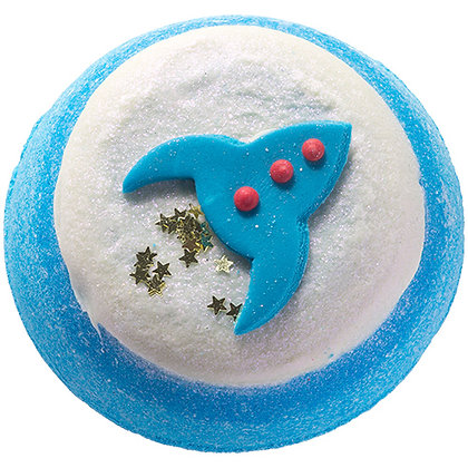 BOMB COSMETICS ROCKETMAN BATH BOMB