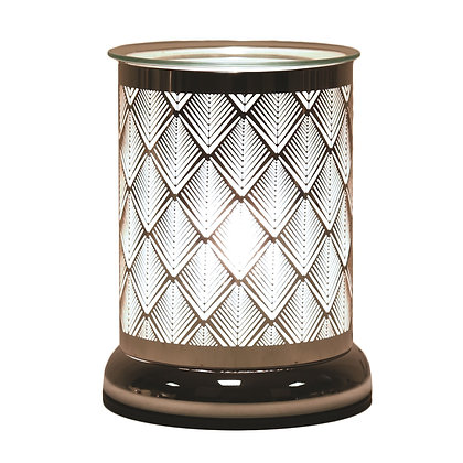 AROMA SILHOUETTE DIAMOND ELECTRIC WAX MELT BURNER