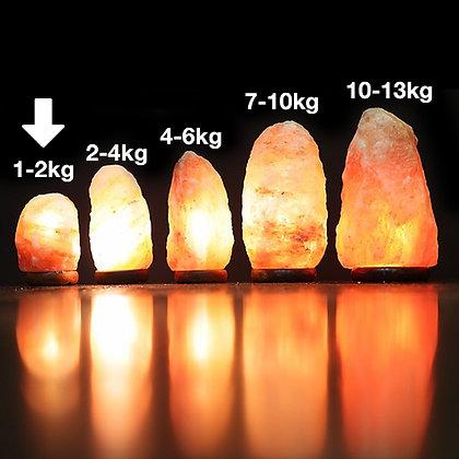 1-2KG HIMALAYAN SALT LAMP