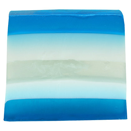 BOMB COSMETICS THE BIG BLUE SOAP SLICE