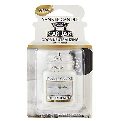 YANKEE CANDLE CLEAN COTTON ULTIMATE CAR JAR