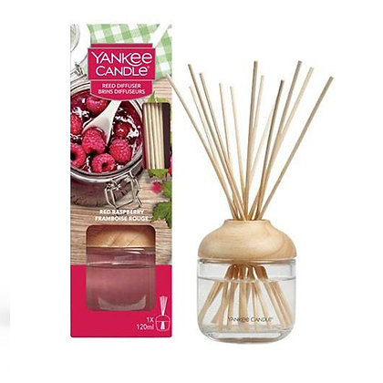 YANKEE CANDLE RED RASPBERRY SIGNATURE REED DIFFUSER