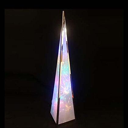 LUXA 60CM RAINBOW STARBURST PYRAMID