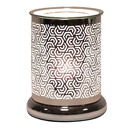 AROMA SILHOUETTE HEX ELECTRIC WAX MELT BURNER