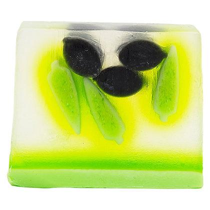 BOMB COSMETICS OLIVE BLOSSOM SOAP SLICE