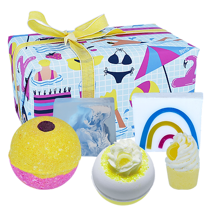 BOMB COSMETICS GOOD VIBES GIFT PACK