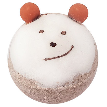 BOMB COSMETICS I WANT TO BE YOUR TEDDY BEAR BATH BOMB