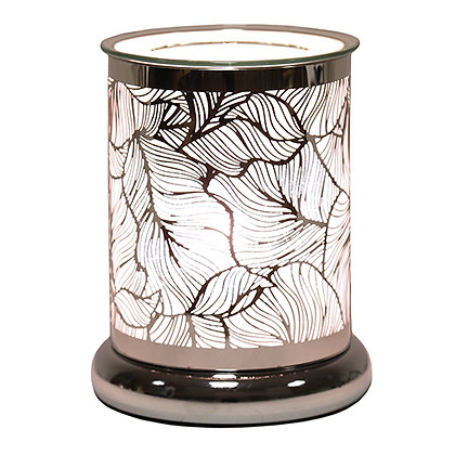 AROMA SILHOUETTE LEAVES ELECTRIC WAX MELT BURNER