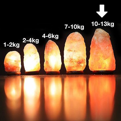 10-13KG HIMALAYAN SALT LAMP