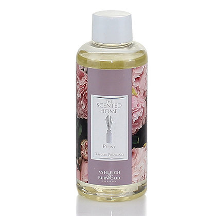 THE SCENTED HOME PEONY DIFFUSER REFILL 150ML