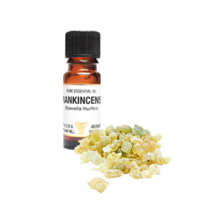 AMPHORA AROMATICS FRANKINCENSE ESSENTIAL OIL 10ML