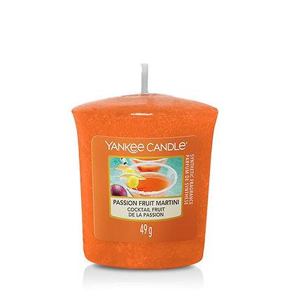 YANKEE CANDLE PASSION FRUIT MARTINI VOTIVE CANDLE