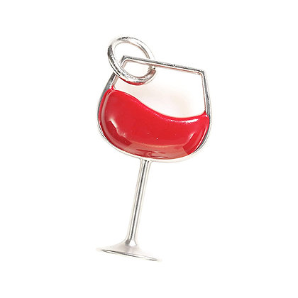 YANKEE CANDLE WINE GLASS CHARMING SCENT CHARM