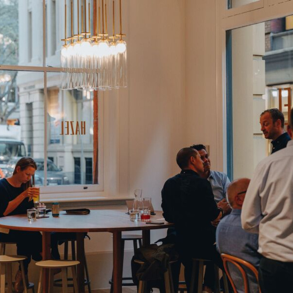 Hazel Restaurant - 2019