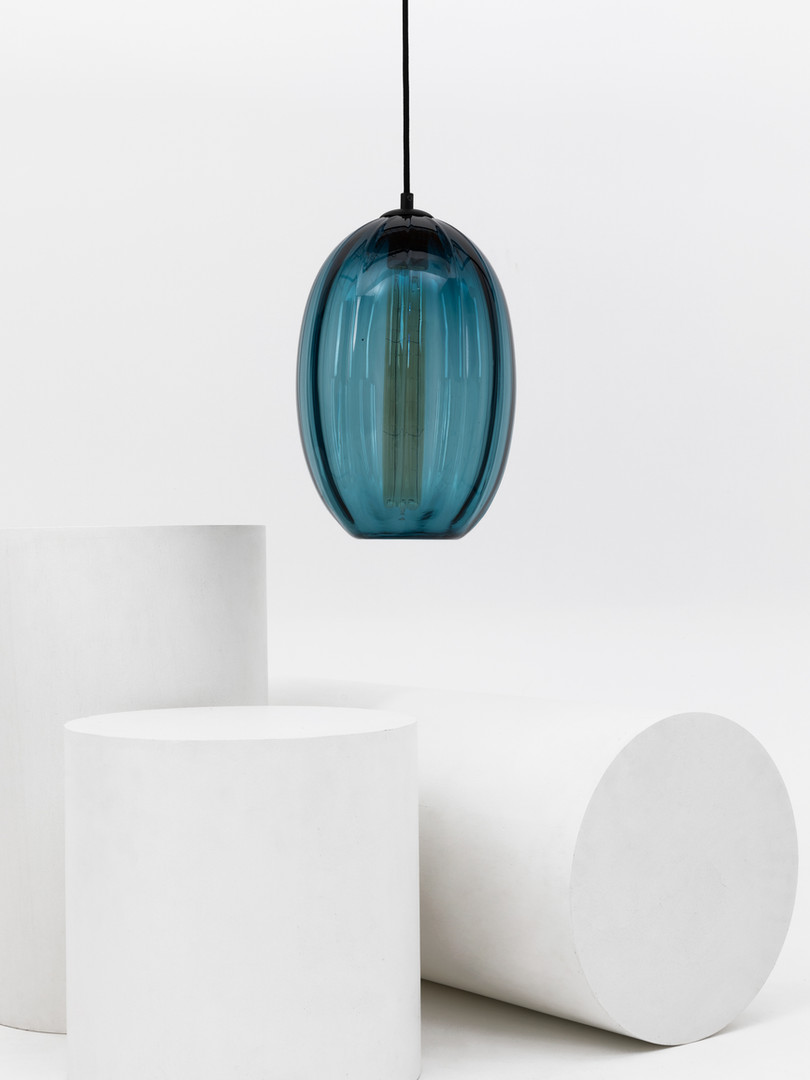 Large Oval Modernist Pendant.jpg