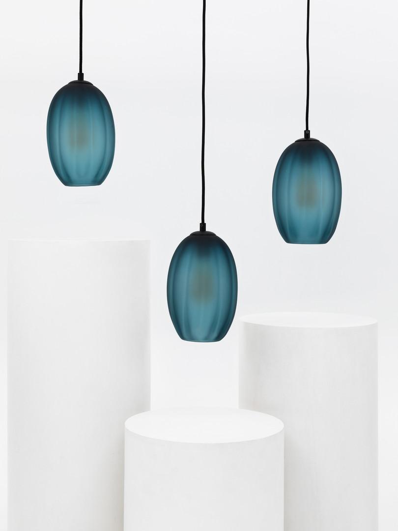 Oval Modernist Cluster