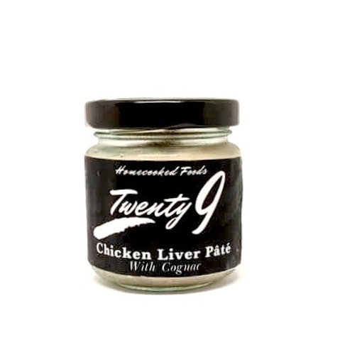 Chicken Liver Pate with Cognace 90g
