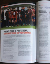 AFC Bournemouth Premier League Programme