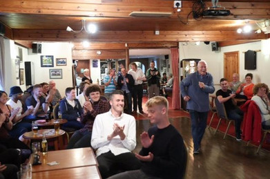 Clubhouse presentation 2016
