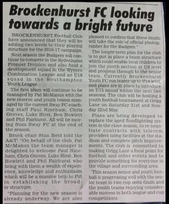 Lymington Times